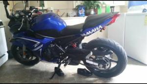 Stolen Yamaha